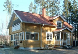 ギュンナルソン・ログハウス