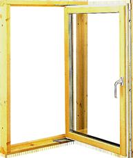 トリプルガラス窓1