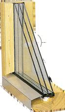 トリプルガラス窓2