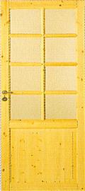 内装ドア-ガラス