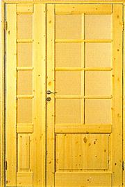内装ドア-親子